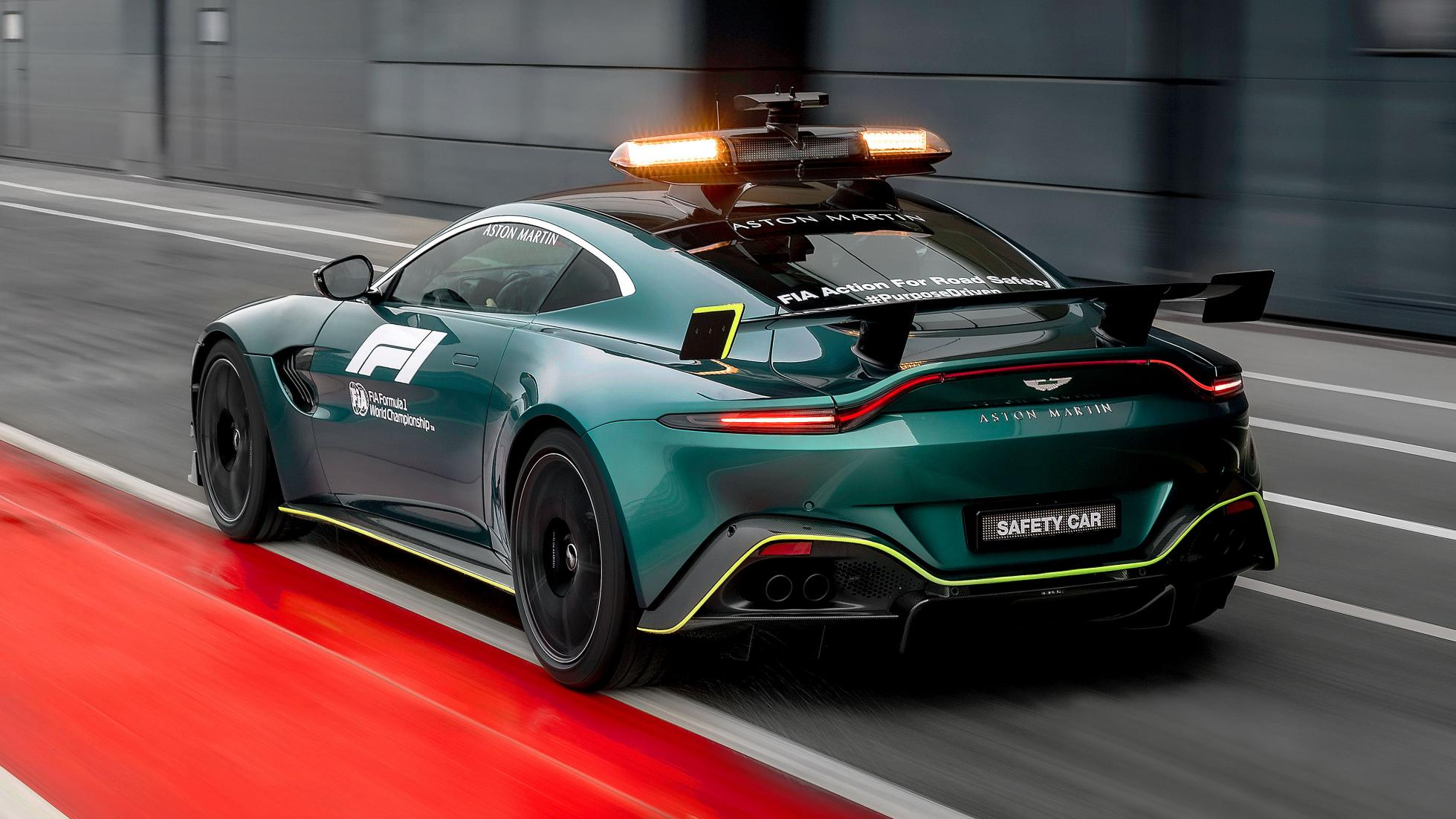 F1's New Safety Car