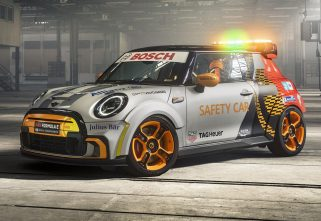 Formula E's New Safety Car Looks Awesome