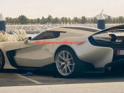 Mysterious One-Off Ferrari Spotted In Abu Dhabi