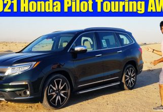 2021 Honda Pilot Touring Review | The Best 7-Seater Family SUV?
