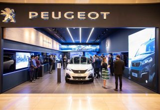 Peugeot Opens First Concept Store In The Middle East