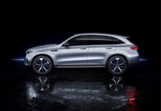 Mercedes-Benz's New EQC Might Be Its Fitting Reply To Tesla