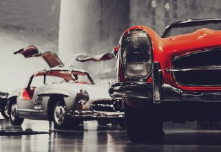 The Collectors' Workshop: A Tale Of Time-Laden Classic Cars Restored To Perfection