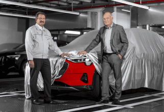 Audi Begins Production Of E-tron. Will Hit The Showrooms On September 17