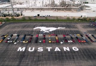 A Heritage Preserved In Numbers: The Mustang Since 1962