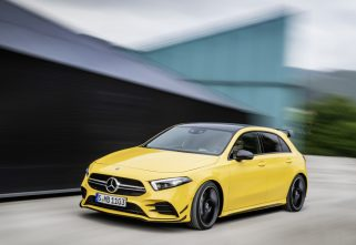 Mercedes-Benz Unveils Its New Offering In The Hot-Hatch Segment
