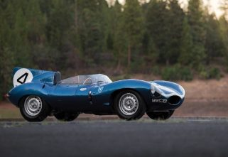 The D-Type Reborn: Limited Edition Authentic Jaguar In the Works