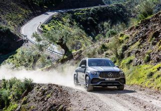 Mercedes-Benz Launches New AMG GLE 53