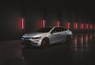 Chevrolet Middle East Launches 2018 Malibu Sport