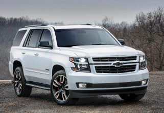 This is the Next Chevrolet SUV Coming to the UAE
