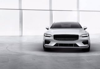 Video: Polestar 1 Shows Off Its Moves During Winter Testing
