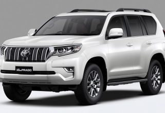 New 2018 Toyota Land Cruiser Prado Launched In The UAE