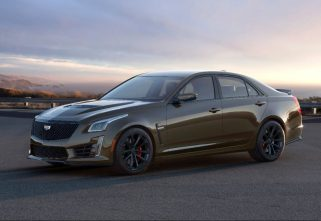 Cadillac Ties Up 15-Year-Old V-Series Tradition With ATS-V And CTS-V Pedestal Edition
