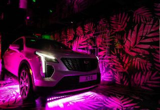 First-Ever Cadillac XT4 Debuts In The Middle East