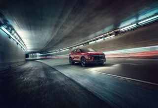 Chevrolet Brings Blazer Back From The Past!