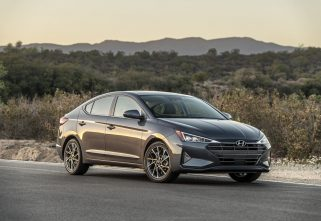 Hyundai Redesigns Elantra For 2019; Adds Safety Features