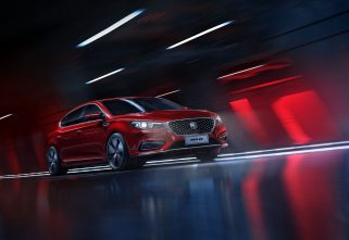 MG Motor Launches All-New 2019 MG6 In The Middle East