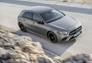 New Mercedes-AMG A45 Packs 400 HP From 2.0-Liter Engine