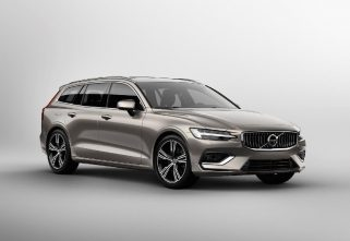 Volvo Strengthens Wagon Game With 2019 V60