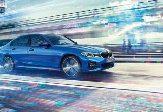 OVERVIEW: 2019 BMW 3-SERIES