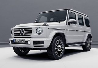 Mercedes Teases Upcoming AMG Models With 2019 G-Class AMG-Line