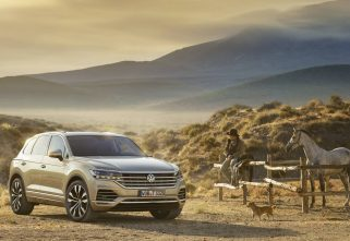 The New 2019 VW Touareg Is A Fully Tech-Laden SUV