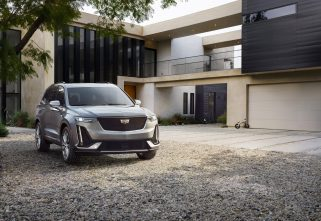 ALL-NEW CADILLAC XT6 CROSSOVER UNVEILED