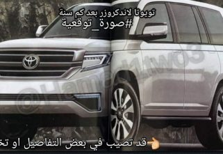 What Has Toyota In Store For The Land Cruiser?