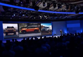Vocabulary Overhaul: Ford Could Be Naming The 'Baby Bronco' As 'Puma'