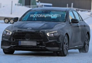 SPIED: 2021 MERCEDES-BENZ E-CLASS TO RECEIVE MID-LIFE UPDATE