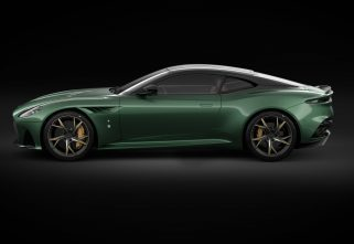 Aston Martin Unveils DBS 59 Special Edition To Commemorate 59′ Le Mans Victory