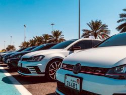 Over 300 Vehicles Attend 2019 VW Dub Drive In Abu Dhabi