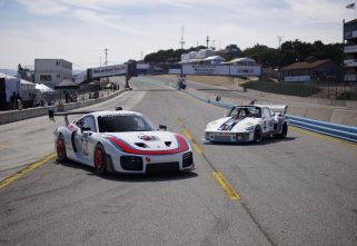 Porsche Revives The 935 'Moby Dick' On Its 70 Year Anniversary
