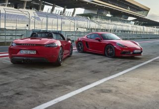 Porsche Launches 718 Boxster T And Cayman T Editions