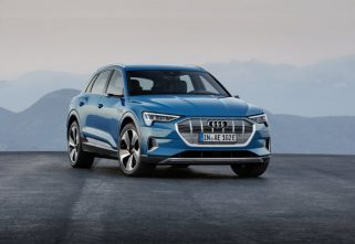 Camo Torn: Audi Launches Its First Fully Electric SUV E-Tron