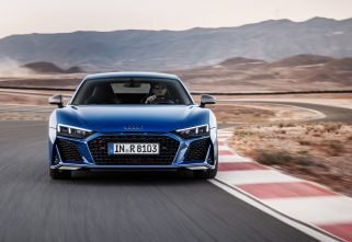 Audi Unveils Facelifted New R8 With Mean Looks And More Power