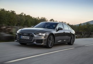 2019 Audi A6 Arrives In The Middle East