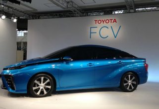 Toyota Is Developing Solid-State Batteries For Electric Vehicles