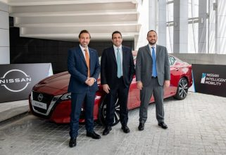 Nissan Records Middle East Market Share Growth In FY20