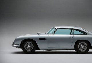 Aston Martin Is Remaking The Iconic 'Goldfinger' DB5