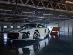 New Limited Edition Audi R8 V10 RWS Coming Soon