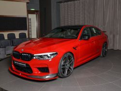 First BMW M5 Competition Gets The AC Schnitzer Treatment