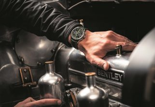 Bentley Renews Partnership With Breitling; Launches New Watches