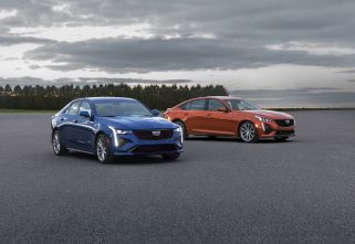Cadillac Reveals All-New 2020 CT4-V & CT5-V, Sales To Begin From Next Year