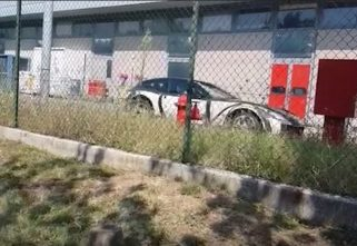 SPIED! Ferrari Purosangue Test Mule Spotted With Long Wheel Base And High Ground Clearance
