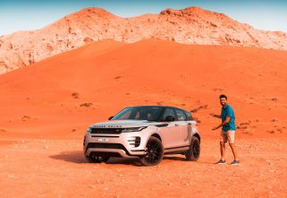 2021 Range Rover Evoque Review   Smaller Velar With The Same Features