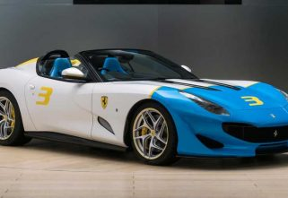 This Ferrari F12tdf-Based One-Off Supercar Took Two Years To Come To Life!