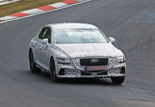 Spied: 2020 Genesis G80 Is Nearly Ready For The Roads