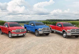 Ram Unveils Harvest Edition of Its Chassis Cab Trucks