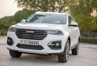 All-New Haval H6 Premium SUV Launched In UAE